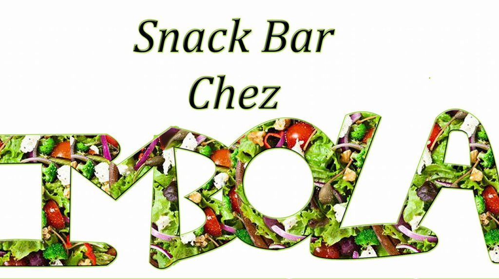 Photo Snack bar chez Imbola