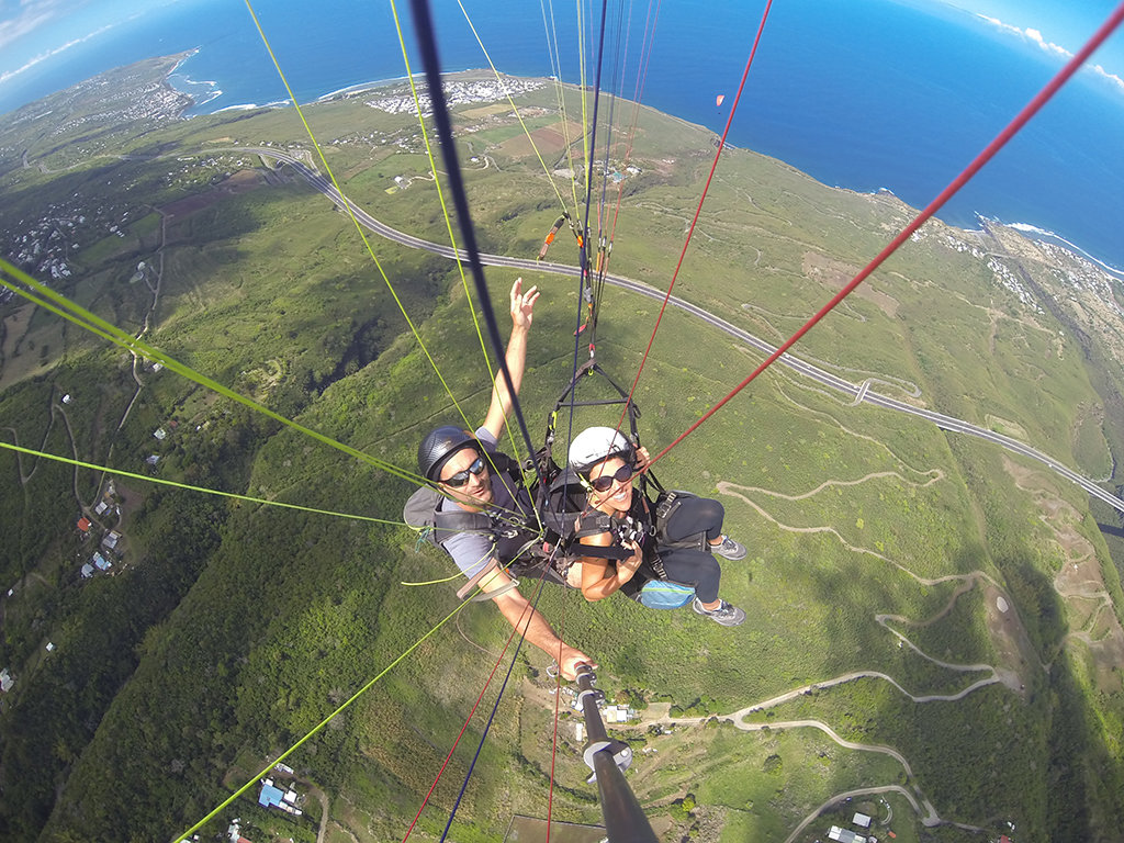 Photo Ascendance Parapente
