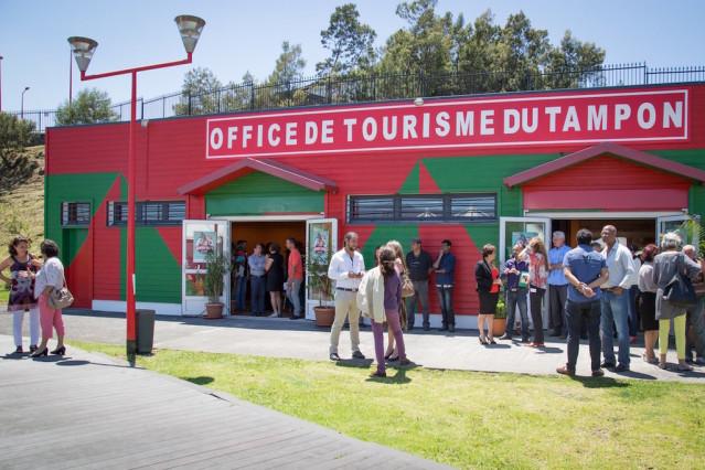 Photo OTI Sud - Bureau d'Information Touristique du Tampon/Plaine des Cafres