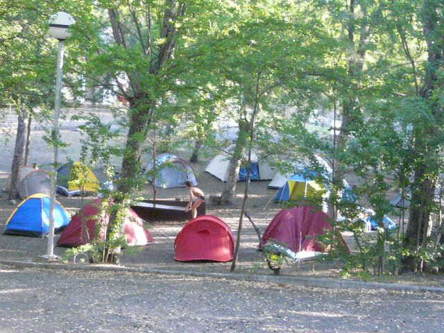 Photo Camping de l'Etang-Salé