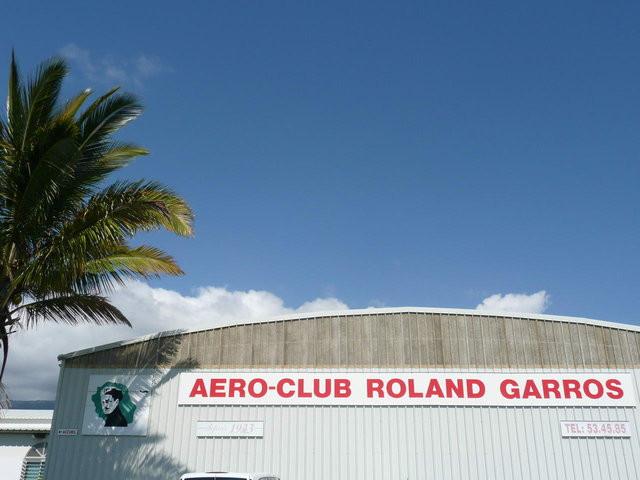 Photo Aéroclub Roland Garros