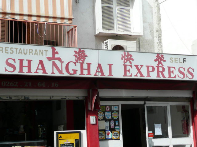 Photo Shangaï Express