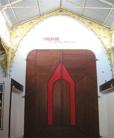 Centre Dramatique de l'Océan Indien - Théâtre du Grand Marché