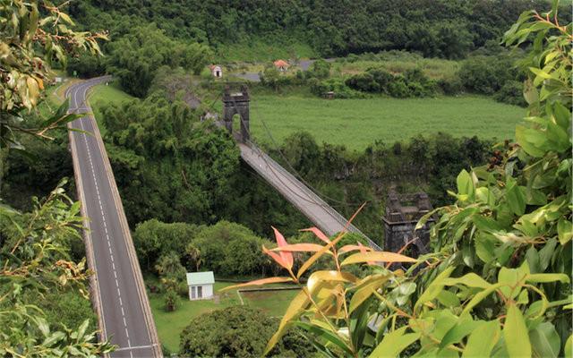 Photo Domain du Pont Suspendu