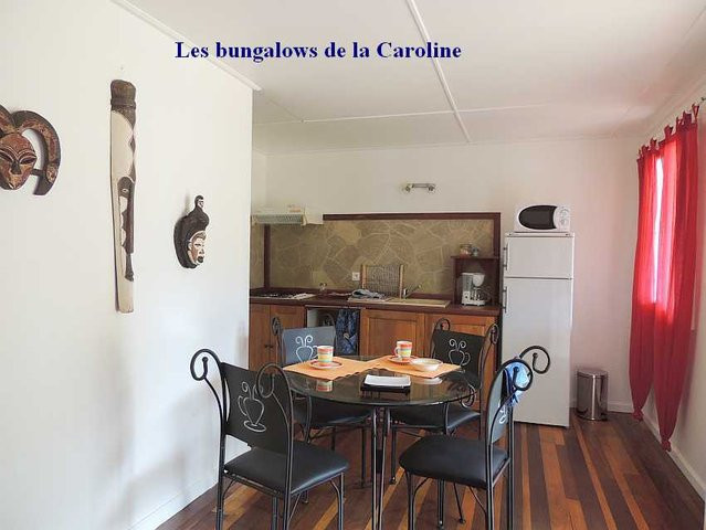 Photo Bungalows de la Caroline (Les)