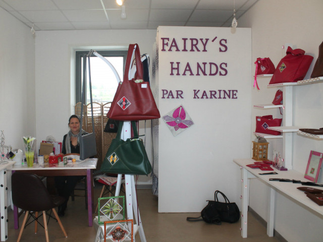 Photo Fairy's Hands par Karine