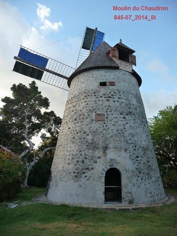 Moulin et la Grande Maison du Domaine du Chaudron (Le)