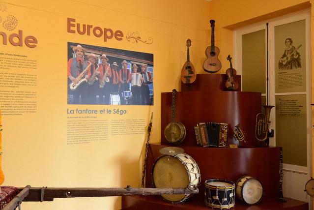 Photo Maison Morange (La) - Musée des Musiques et Instruments de l'océan Indien