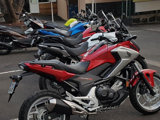 Photo Vente Moto Center