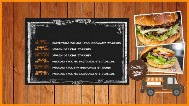 Photo Burger Trotter (Le)
